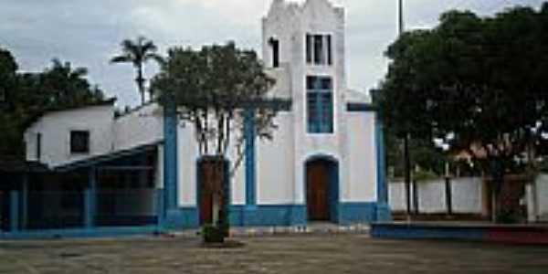 Igreja da Vila de Benfica-PA-Foto:Carlos Fernando Mace…