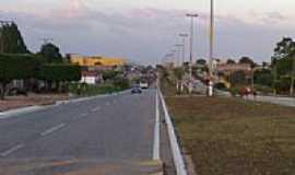 Bom Jesus do Tocantins - Avenida-Foto:Marco Antunes