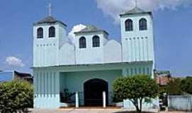 Bom Jesus do Tocantins - Matriz do Senhor Bom Jesus-Foto:Vicente A. Queiroz