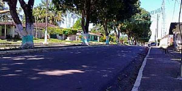 Bonito-PA-Av.Av.Ruth Passarinho-Foto:Demerson Costa