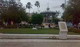 Bragança - Bragança-PA-Coreto na Praça central-Foto:Eloi Raiol 12 9