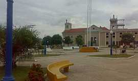 Bragança - Bragança-PA-Praça ao lado da Catedral de N.Sra.do Rosário-Foto:Eloi Raiol 12 9