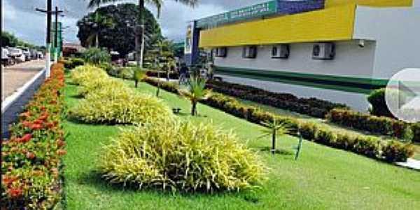 Brasil Novo-PA-Prefeitura Municipal-Foto:www.brasilnovo.pa.