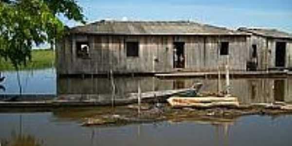 Casa em Brasil Novo-Foto:brasilgigante.