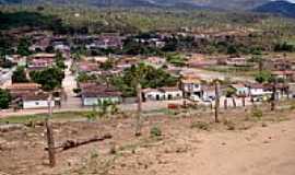 Caém - Vista parcial da cidade de Caém-BA-Foto:QUITO AZEVEDO