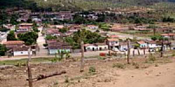 Vista parcial da cidade de Caém-BA-Foto:QUITO AZEVEDO