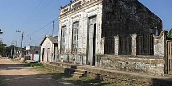 Brasília Legal-PA-Casarão antigo no centro-Foto:Carlos Fernando Macedo