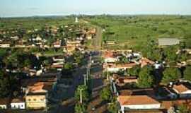 Brejo Grande do Araguaia - Rua principal de Brejo Grande do Araguaia-Foto:Glaucia Lino
