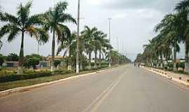 Breu Branco - Breu Branco-PA-Avenida principal-Foto:geohistbb.blogspot.com