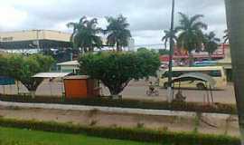 Breu Branco - Breu Branco-PA-Praça do Terminal Rodoviário-Foto:Hallel
