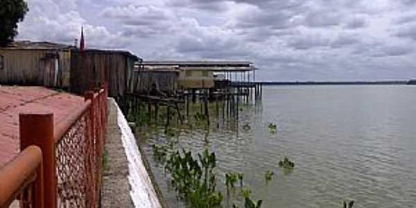 Orla de Bujaru - PA - Rio Guamá  - por Rodrigo Rolim  Santos