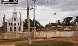 Cachoeira de Píria - Igreja-Foto:culturaluziense