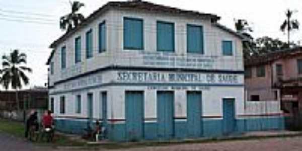 Secretaria Municipal da Saúde em Cachoeira do Arari-Foto:CARLINHO TEIXEIRA