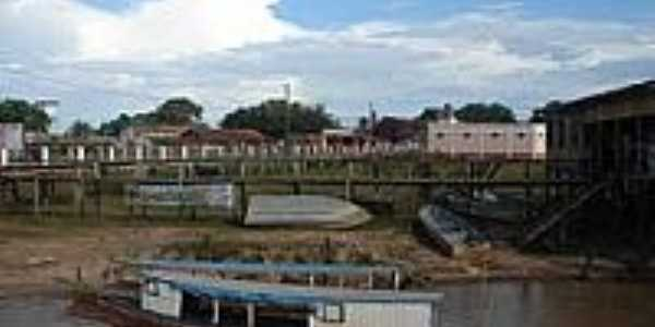 Trapiche Municipal em Cachoeira do Arari-Foto:ade.avelar