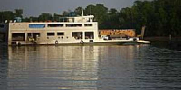Ferry Boat em Câmara do Marajó-Foto:Cristian0