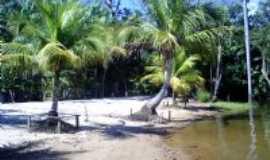 Cametá - praia do roque-aripijó, Por fatima