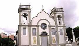 Cametá - Cametá-PA-Catedral de São João Batista-Foto:Vicente A. Queiroz