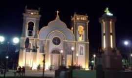 Camet� - Igreja de S�o Jo�o Batista Camet� Par� Brasil, Por Flavio Gaia Bar do Gato Camet�