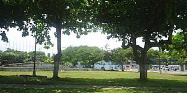Cametá-PA-Praça da Bandeira-Foto:BRUNO POMPEU