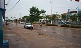 Canaã dos Carajás - Avenida em Canaã dos Carajás-Foto:nandimdoacordeon