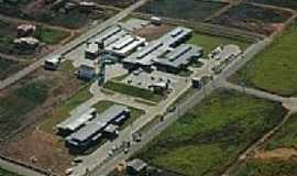 Canaã dos Carajás - Vista aérea do Hospital 5 de Outubro-Foto:MARCIONE JR