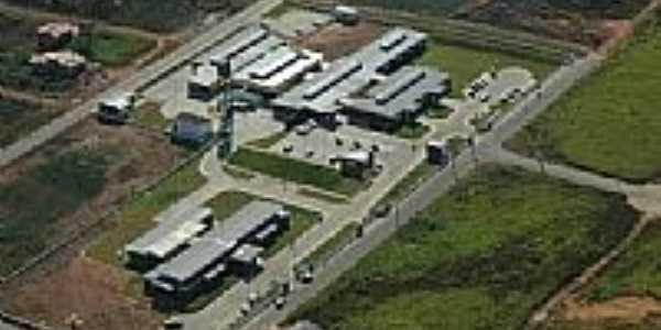 Vista aérea do Hospital 5 de Outubro-Foto:MARCIONE JR
