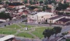 Capanema - Igreja vista do alto, Por Alexandre Oliveira