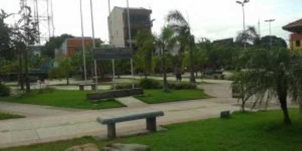 Praça Magalháes Barata, Por Palmares souza