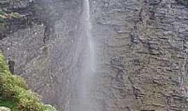 Caeté-Açu - Cachoeira da Fumaça em Caeté-Açu-Foto:Mais Brasil Turismo