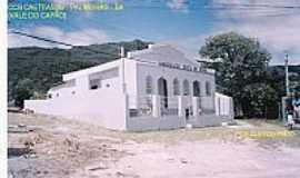 Caeté-Açu - Igreja da Congregação Cristã de Caeté-Açu-Foto:Congregação Cristã.NET