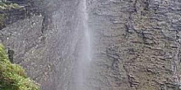 Cachoeira da Fumaça em Caeté-Açu-Foto:Mais Brasil Turismo