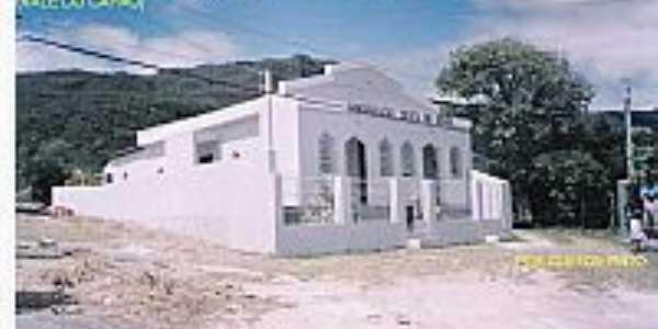 Igreja da Congregação Cristã de Caeté-Açu-Foto:Congregação Cristã.NET