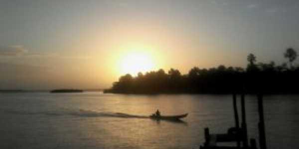 Rio Paruru-Cametá, Por Edimilson Machado