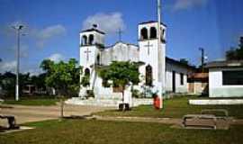 Caraparu - Igreja de N.S.da Conceição-Foto:Odilson Sá