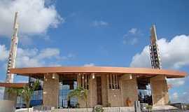 Castanhal - Castanhal (PA) Catedral de N. Sra. Mãe de Deus - Por Vicente A. Queiroz