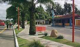 Castanhal - Canteiro central_Avenida Mj Ilson Por Reginaldo Abreu