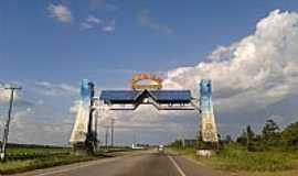 Castanhal - Portal de entrada de Castanhal-PA-Foto:flaviojesus