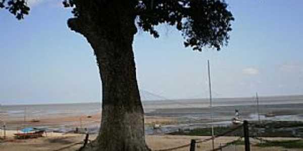 Colares-PA-Praia em Colares-Foto:Vana Carvalho