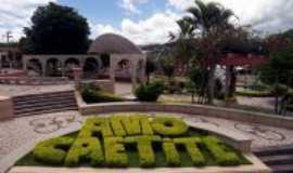 Caetit� - Pra�a da Catedral, Por Dayse Teixeira