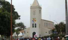 Caetit� - Igreja Matriz - Por Katia oliveira