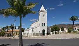 Caetit� - Caetit�-BA, Igreja Matriz por Jomarc