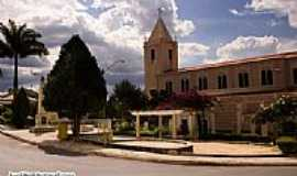 Caetit� - Igreja Matriz de N.Sra.de Santana em Caetit�-BA-Foto:bvaldir