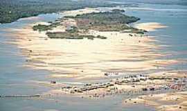 Conceição do Araguaia - Vista da Praia das Gaivotas-Foto:alcideschacall