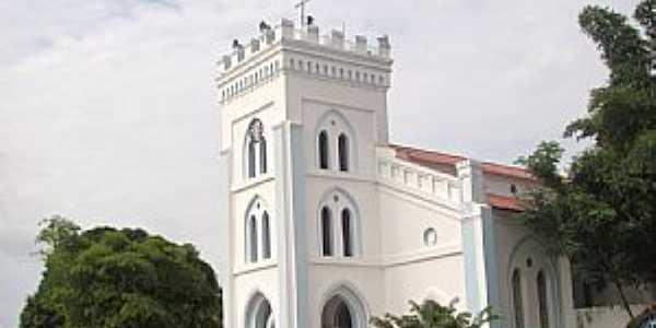 Concei��o do Araguaia (PA) Catedral de N. Sra. da Concei��o - por Vicente A. Queiroz