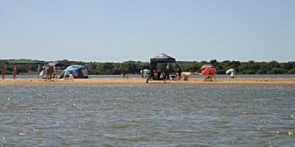 Praias de Concei��o do Araguaia - por Marise e Joep