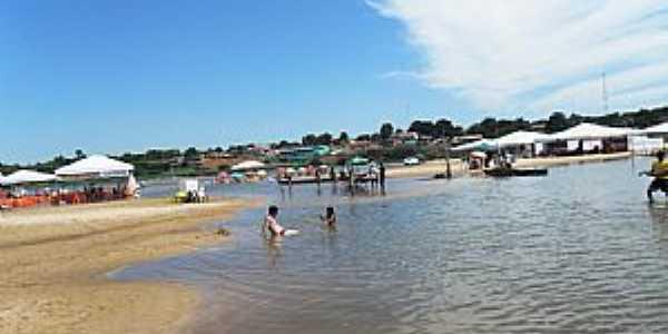 Praia das gaivotas - concei��o do araguaia - PA - Por weverson