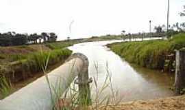 Concórdia do Pará - Concórdia do Pará-PA-Captação de água para irrigação da Plantação de Dendê-Foto:PEDRO PAULO