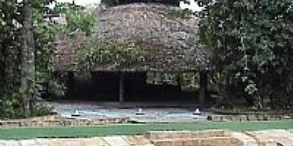 Parque dos Igarapés em Coqueiro-PA-Foto:Ariezinho