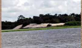 Curuaí - ponta de praia curuai, Por sanclei cerdeira
