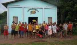 Curuaí - Igreja da paz, Por Edson